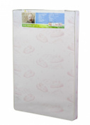 Dream On Me Baby Trend Nursery Centre Foam Mattress with Square Corner, Cloud Pink, 7.6cm