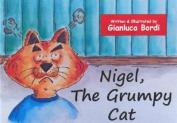 Nigel, the Grumpy Cat