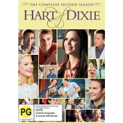 Hart of Dixie S2 OTL [DVD_Movies] [Region 4]