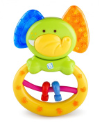 Bkids Rattle and Teeth Elephant