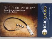 K & K Pure Mini Acoustic Guitar Pickup