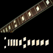 Fretboard Markers Inlay Sticker Decals for Guitar & Bass - Casino Trapez