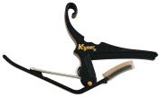 Kyser 12-String Capo, Black