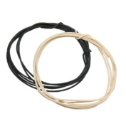 3.7m GAVITT Cloth-Covered Pre-Tinned Pushback 22AWG Vintage-Style Guitar Wire