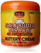 African Pride Shea Butter Miracle Crème Hair Moisturiser 170 g