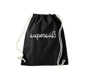 ShirtInStyle - Gym Bag - Gum Sack - Iconic Cult Bag - Style Supersüß Embroidered Logo