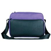 Upixel Crossroads Purple Shoulder Sports School Bag A016 With Free Pixels