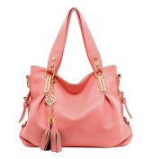 Tonwhar European Style Casual Everyday Purse Office Ladies' Hobo Shoulder Bag