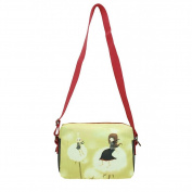 Kori Kumi Coated Shoulder Bag - Blowing Kisses
