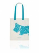 Radley canvas shopper / tote - Scribble Dog Design