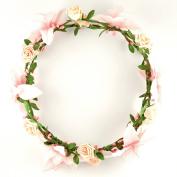 Flower Hair Garland/Headband