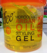Sof n' Free Argon oil Styling gel 425g