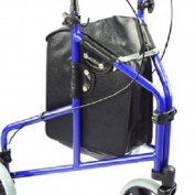 Replacement tri walker / three wheel walking frame shopping bag