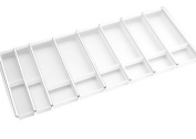 Naber Cuisio 120. Cutlery Insert, White - Translucent