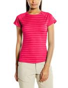 Berghaus Women's Stripe Short Sleeve Crew T-Shirt