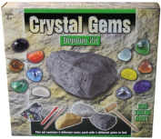 Crystal Gems Digging Kit with Bag