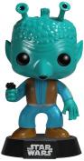 Funko - Figurine Star Wars - Black Box Greedo Pop 10cm - 0849803060442