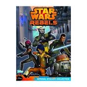 Star Wars Rebels Sticker Collection Starter Pack