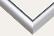 Flash panel (Aluminium panel) 037 (3-P) size 51.5 x 18.2cm Silver FP037-S