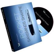 Pocket SansMinds Sharpie (DVD and Gimmick) by SansMinds - DVD