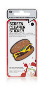 NPW Gifts Burger Screen Cleaner Stickers