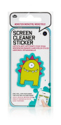 NPW Gifts Screen Monster Cleaner Stickers