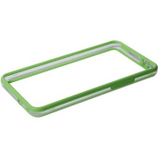 Green Bumper Shield Case Cover For HTC One M7