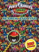 Power Rangers Search and Find