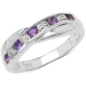 The Amethyst Ring Collection