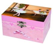 Trousselier Ballerina Musical Jewellery Box