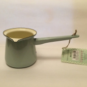 Vintage Home Turkish Coffee Pot, 400ml Sage