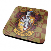 Harry Potter Coaster, Gryffindor Crest
