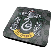 Harry Potter Coaster, Slytherin Crest