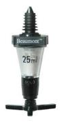25ml Beaumont Solo Classic Spirit Measure Bar Optic