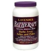 Batherapy Natural Mineral Bath, Lavender, 2.3kg