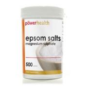 Power Health - Epsom Salts | 500g