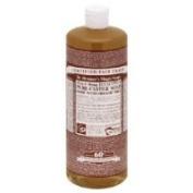 Dr. Bronner's Castile Liquid Soaps Pure-Castile Soap, 18-in-1 Hemp Eucalyptus, 950ml
