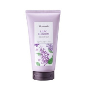 MAMONDE Lilac Blossom Body Scrub Wash 150ml