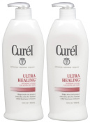 Curel Curel Ultra Healing Moisture Lotion For Extra Dry Skin, 380ml -