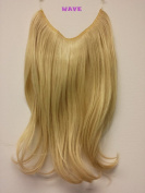 APLUS PINK VEIL Halo Hair Extension Synthetic Wave Hair 14