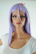 Epic Cosplay Theia Fusion Vanilla Purple Long Straight Wig 50cm