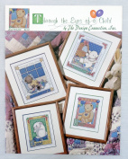 Through the Eyes of a Child Counted Cross Stitch Pattern Booklet 93-002