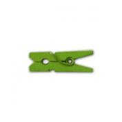 "LWR Crafts Wooden Mini Clothespins 15 Colours 100 Per Pack 1"" 2.5cm"