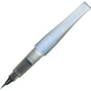 Kuretake Zig Glitter Fude Brush Pen, Wink of Stella Brush, Glitter, Blue