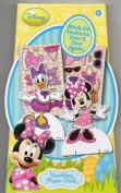 Disney Minnie Mouse Sparkling Paper Dolls