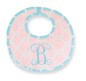 Mud Pie Baby Boutique Initial B Bib with Spoon