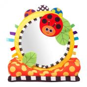 Sassy Soft Floor Mirror Toy