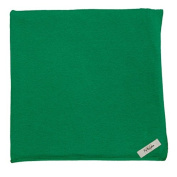 My Blankee Cotton Swaddle Baby Blanket, Kelly Green, 120cm X 120cm