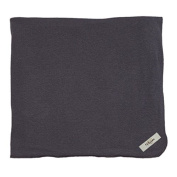 My Blankee Cotton Swaddle Baby Blanket, Charcoal, 120cm X 120cm