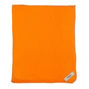 My Blankee Cotton Swaddle Baby Blanket, Orange, 120cm X 120cm